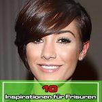 10 Inspirationen für Frisuren und Styles
