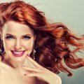 Rote Haare färben: Der richtige Farbton für jeden Typ