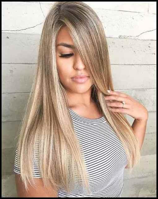 Verfuhrerische Blonde Frisur Ideen Fur Frauen Frisuren 2018