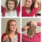 10 Super einfache hochsteckfrisur frisuren tutorials