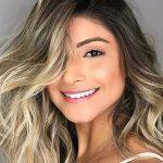 Kurzes Haar-Styling-Modell – Salon machen von