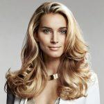 Cut-Modell für kurze Haare neue Frisur