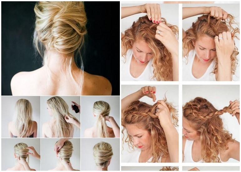 Frisuren Mit Locken Schöne Optionen Frisurenkatalog