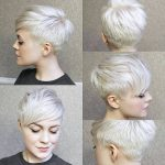 Bangs frisuren für kurze haare