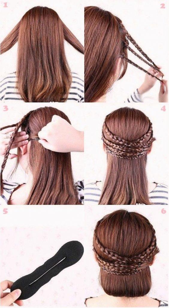 Wunderschöne Frisuren Für Schulterlanges Haar Frisurenkatalog