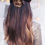 Blumen Braid Frisuren für Jugendliche 2