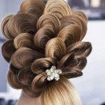 Blumen Braid Frisuren für Jugendliche 3