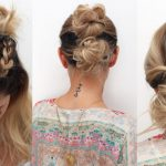 Double bun frisuren tutorial