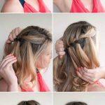 Festliche Frisuren Fur Mittellanges Haar Einzigartig 20 Awesome Frisuren Anleitung Lange Haare Bilde