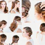 frisuren selber machen kurze haare anleitung Einzigartig Silvester Frisuren selber machen 7 einfache Anleitungen