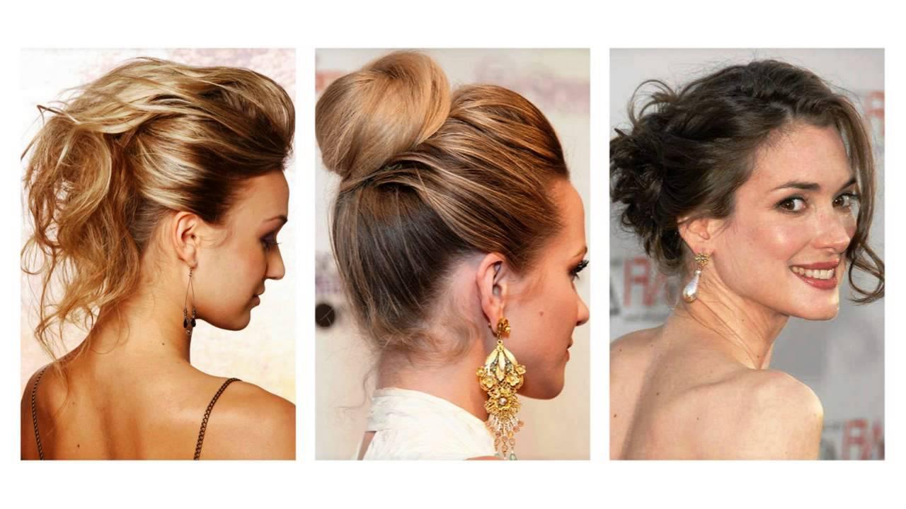 Hochsteckfrisuren Kurze Haare Tutorial Frisurenkatalog