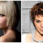 Kurze Frisuren für Damen 2019 Die heißesten Neuheiten des Kurzhaar Stylings