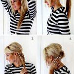 Prima Frisuren Selber Machen Anleitung Mittellange Haare Abiball 17 Einfache Ideen Mit