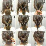 Schöne Frisuren Für Lange Haare Dutt Selber Machen Eine Einfache Anleitung
