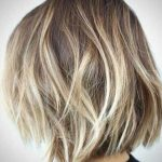 Subtile Blonde Balayage Frisuren