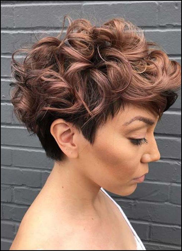 Beste Kurze Locken Frisuren Damen Trend Frisur Trend