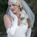 Brautfrisuren Mit Schleier Vintage Hochzeitsideen Diva