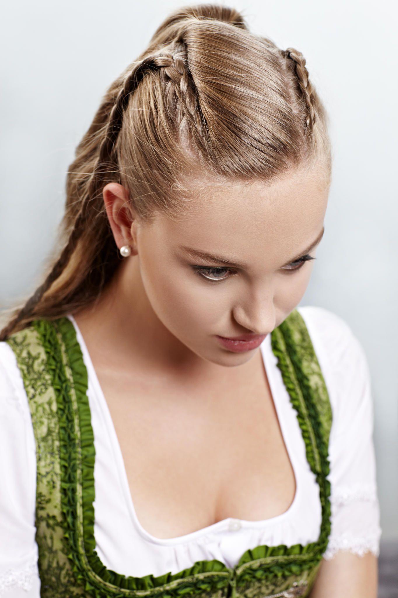 DUTT für kurze Haare & halber Dutt