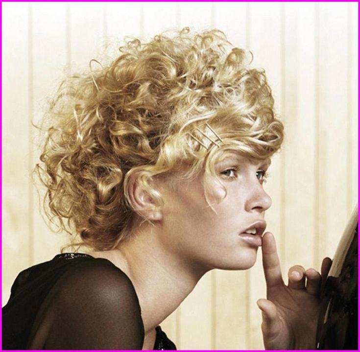 Die Meisten Kurze Locken Frisuren Frauen Fur 2019 Frisur Trend