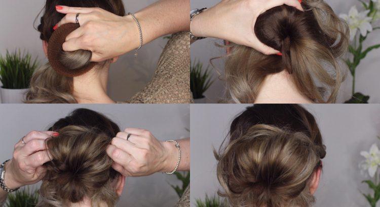 Dutt Im Nacken Elegant Tutorial Einfache 2 In 1 Frisur Of Dutt Im Nacken