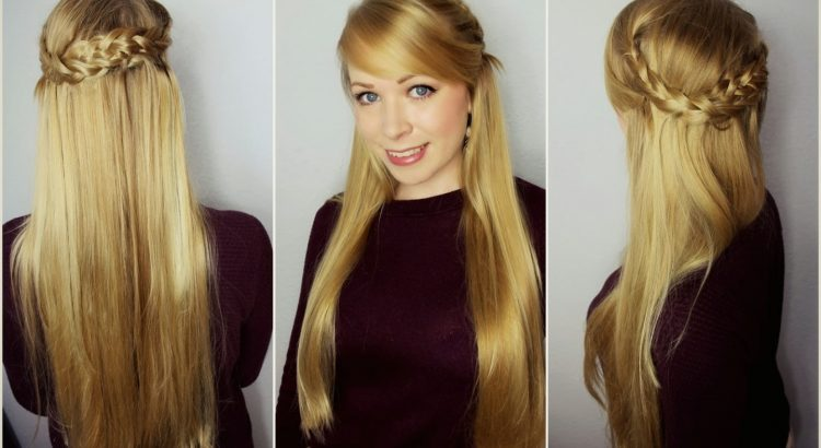 Exklusive Festliche Frisuren Für Lange Haare Bild - Haartrends 2019