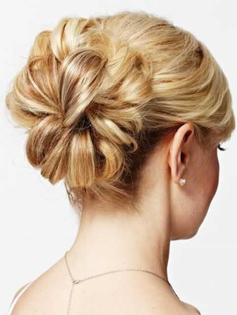 Hochsteckfrisur Frisuren – Schöne Und Einfache Hochsteckfrisur Frisuren 4